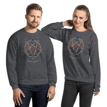 Load image into Gallery viewer, Unisex Sweatshirt Unisex Sweatshirt Aighard Dark Heather S 5 1217604 Unisex Sweatshirt