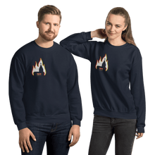 Load image into Gallery viewer, Unisex Sweatshirt Unisex Sweatshirt Aighard Navy S 5 7599041 Unisex Sweatshirt