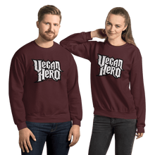 Load image into Gallery viewer, Unisex Sweatshirt Unisex Sweatshirt Aighard Maroon S 7 9827348 Unisex Sweatshirt