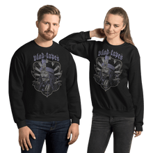 Load image into Gallery viewer, Unisex Sweatshirt Unisex Sweatshirt Aighard Black S 1 4255692 Unisex Sweatshirt