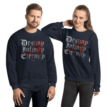 Load image into Gallery viewer, Unisex Sweatshirt Unisex Sweatshirt Aighard Navy S 5 9501687 Unisex Sweatshirt