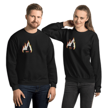 Load image into Gallery viewer, Unisex Sweatshirt Unisex Sweatshirt Aighard Black S 1 6912912 Unisex Sweatshirt