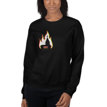 Load image into Gallery viewer, Unisex Sweatshirt Unisex Sweatshirt Aighard Black S 3 6912912 Unisex Sweatshirt