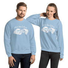 Load image into Gallery viewer, Unisex Sweatshirt Unisex Sweatshirt Aighard Light Blue S 8 1266253 Unisex Sweatshirt