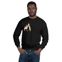 Load image into Gallery viewer, Unisex Sweatshirt Unisex Sweatshirt Aighard Black S 2 6912912 Unisex Sweatshirt