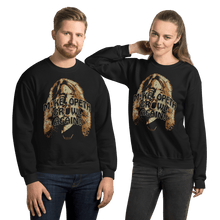 Load image into Gallery viewer, Unisex Sweatshirt Unisex Sweatshirt Aighard Black S 1 8474733 Unisex Sweatshirt