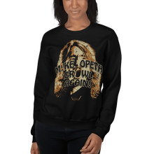 Load image into Gallery viewer, Unisex Sweatshirt Unisex Sweatshirt Aighard Black S 3 8474733 Unisex Sweatshirt