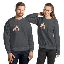 Load image into Gallery viewer, Unisex Sweatshirt Unisex Sweatshirt Aighard Dark Heather S 4 3594718 Unisex Sweatshirt