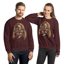Load image into Gallery viewer, Unisex Sweatshirt Unisex Sweatshirt Aighard Maroon S 6 4828222 Unisex Sweatshirt