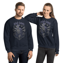 Load image into Gallery viewer, Unisex Sweatshirt Unisex Sweatshirt Aighard Navy S 4 2519847 Unisex Sweatshirt