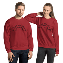 Load image into Gallery viewer, Unisex Sweatshirt Unisex Sweatshirt Aighard Red S 10 5524243 Unisex Sweatshirt