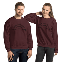 Load image into Gallery viewer, Unisex Sweatshirt Unisex Sweatshirt Aighard Maroon S 8 3723168 Unisex Sweatshirt