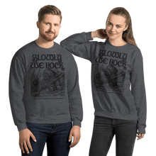 Load image into Gallery viewer, Unisex Sweatshirt Aighard Dark Heather S 5 1945895_10833 Unisex Sweatshirt
