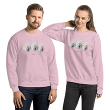 Load image into Gallery viewer, Unisex Sweatshirt Unisex Sweatshirt Aighard Light Pink S 10 8461218_7868 Unisex Sweatshirt