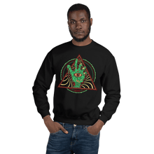 Load image into Gallery viewer, Unisex Sweatshirt Aighard Black S 2 6136695_5434 Unisex Sweatshirt