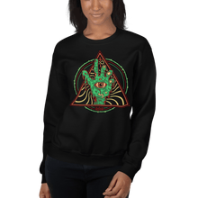 Load image into Gallery viewer, Unisex Sweatshirt Aighard Black S 3 6136695_5434 Unisex Sweatshirt