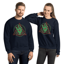 Load image into Gallery viewer, Unisex Sweatshirt Aighard Navy S 4 6136695_5498 Unisex Sweatshirt