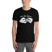 Load image into Gallery viewer, Unisex T-shirt Unisex T-shirt Aighard Black S 1 3807731 Unisex T-shirt