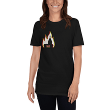 Load image into Gallery viewer, Unisex T-shirt Unisex T-shirt Aighard Black S 2 4408581 Unisex T-shirt
