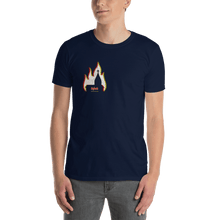 Load image into Gallery viewer, Unisex T-shirt Unisex T-shirt Aighard Navy S 3 1634978 Unisex T-shirt