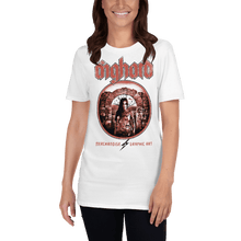 Load image into Gallery viewer, Unisex T-shirt Unisex T-shirt Aighard White S 2 7273893 Unisex T-shirt