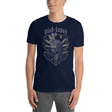 Load image into Gallery viewer, Unisex T-shirt Unisex T-shirt Aighard Navy S 3 2005399 Unisex T-shirt