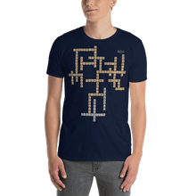 Load image into Gallery viewer, Unisex T-shirt Aighard Navy S 3 2475071_496 Unisex T-shirt