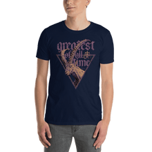 Load image into Gallery viewer, Unisex T-shirt Unisex T-shirt Aighard Navy S 3 2541497 Unisex T-shirt