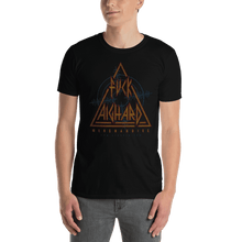 Load image into Gallery viewer, Unisex T-shirt Unisex T-shirt Aighard Black S 1 4619562_474 Unisex T-shirt