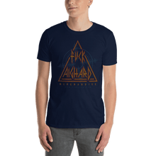 Load image into Gallery viewer, Unisex T-shirt Unisex T-shirt Aighard Navy S 3 4619562_496 Unisex T-shirt