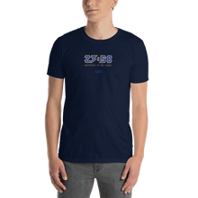 Load image into Gallery viewer, Unisex T-shirt Unisex T-shirt Aighard Navy S 3 2165088_496 Unisex T-shirt