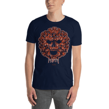 Load image into Gallery viewer, Unisex T-shirt Aighard Navy S 3 9030624_496 Unisex T-shirt
