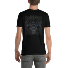 Load image into Gallery viewer, Unisex T-shirt (Front + Back) Unisex T-shirt Aighard S 3 4474735 Unisex T-shirt (Front + Back)