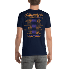 Load image into Gallery viewer, Unisex T-shirt (Front + Back) Unisex T-shirt Aighard Navy S 5 4019149_496 Unisex T-shirt (Front + Back)