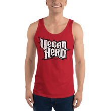 Load image into Gallery viewer, Unisex Tank Top Unisex Tank Top Aighard Red XS 7 1095802 Unisex Tank Top