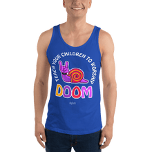 Load image into Gallery viewer, Unisex Tank Top Unisex Tank Top Aighard True Royal XS 6 3621067 Unisex Tank Top