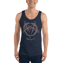 Load image into Gallery viewer, Unisex Tank Top Unisex Tank Top Aighard Navy XS 5 9619015 Unisex Tank Top