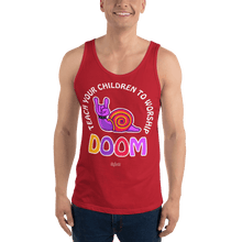 Load image into Gallery viewer, Unisex Tank Top Unisex Tank Top Aighard Red XS 7 6846320 Unisex Tank Top
