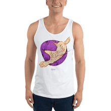Load image into Gallery viewer, Unisex Tank Top Unisex Tank Top Aighard White XS 7 6232116 Unisex Tank Top