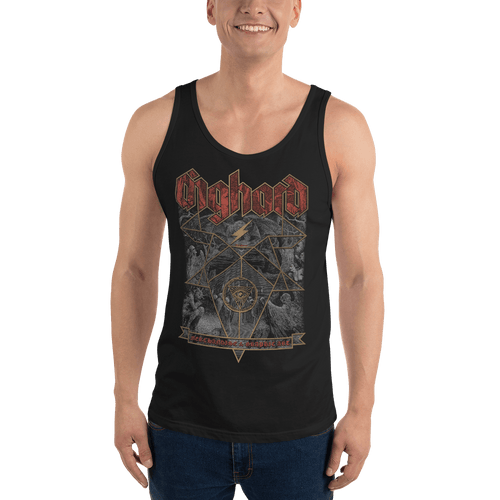 Dorengraving | Unisex Tank Top Aighard Merchandise Webshop dore dorengraving artist