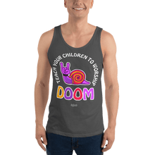 Load image into Gallery viewer, Unisex Tank Top Unisex Tank Top Aighard Asphalt XS 4 6521420 Unisex Tank Top
