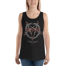 Load image into Gallery viewer, Unisex Tank Top Unisex Tank Top Aighard Black XS 2 5664106 Unisex Tank Top