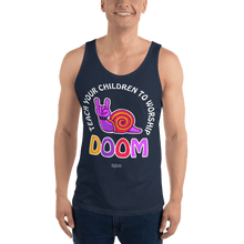 Load image into Gallery viewer, Unisex Tank Top Unisex Tank Top Aighard Navy XS 5 6901803 Unisex Tank Top