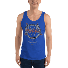 Load image into Gallery viewer, Unisex Tank Top Unisex Tank Top Aighard True Royal XS 8 2511335 Unisex Tank Top