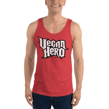 Load image into Gallery viewer, Unisex Tank Top Unisex Tank Top Aighard Red Triblend XS 8 6808980 Unisex Tank Top
