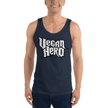 Load image into Gallery viewer, Unisex Tank Top Unisex Tank Top Aighard Navy XS 3 5554478 Unisex Tank Top