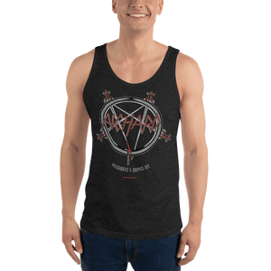 Unisex Tank Top Unisex Tank Top Aighard Charcoal-Black Triblend XS 3 7789155 Unisex Tank Top