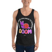 Load image into Gallery viewer, Unisex Tank Top Unisex Tank Top Aighard Charcoal-Black Triblend XS 3 7980729 Unisex Tank Top