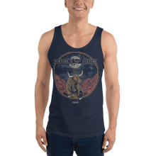 Load image into Gallery viewer, Unisex Tank Top Aighard Navy XS 3 6662252_8646 Unisex Tank Top