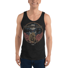 Load image into Gallery viewer, Unisex Tank Top Aighard Charcoal-black Triblend XS 4 6662252_8664 Unisex Tank Top
